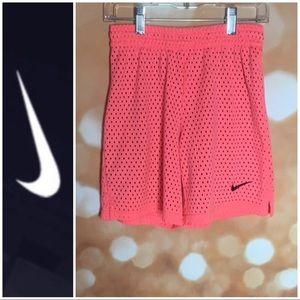 🌟2 for $15 Nike Basketball Coral Black Shorts